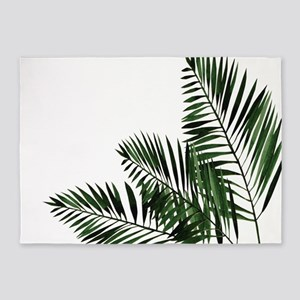 Tropical Aloha Summer Feeling 5'x7'Area Rug