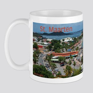 St. Maarten-Downtown by Khonc Mug