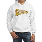 Old School Player Hooded Sweatshirt