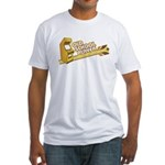 Old School Player Fitted T-Shirt