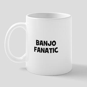 Banjo fanatic Mug