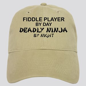 Fiddle Player Deadly Ninja Cap