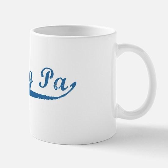 Reading PA T-shirts Mug