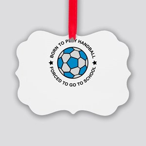 handball Picture Ornament