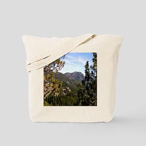 Sierra Mountain Vista Tote Bag