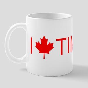 I love Timbits Mug