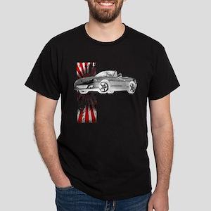 Miata Japan 2nd Gen Dark T-Shirt