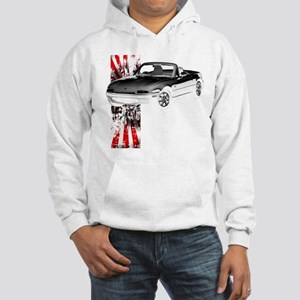 Miata Japan 1st Gen Hooded Sweatshirt