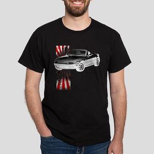 Miata Japan 1st Gen Dark T-Shirt