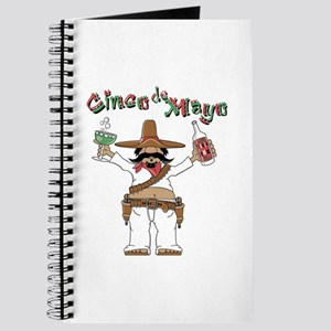 Cinco de Mayo Bandido Journal