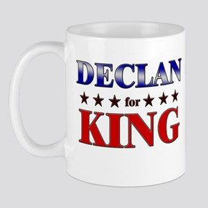 DECLAN for king Mug