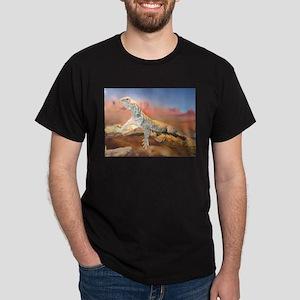 Mali Uromastyx:Inage Dark T-Shirt