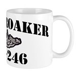 USS CROAKER 11 oz Ceramic Mug