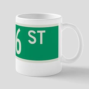 146th Street in NY Mug