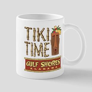 Gulf Shores Tiki Time - Mug