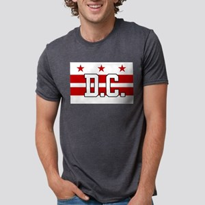 District of Columbia State Flag T-Shirt
