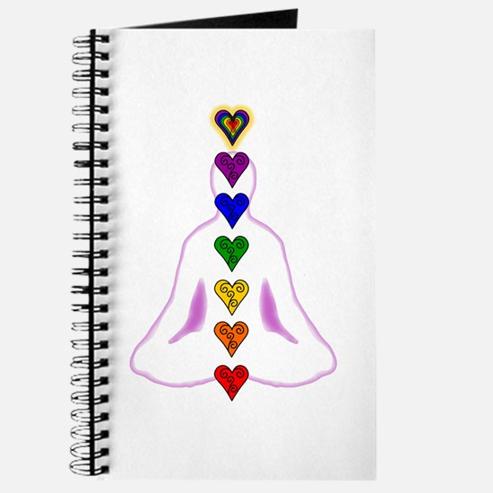 Chakras - Hearts Journal