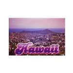 Hawaii 1982 Rectangle Magnet (100 pack)
