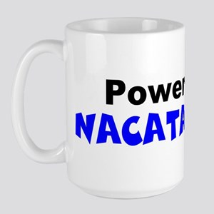 Powered by Nacatamales Large Mug