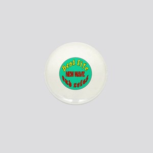 Best life New Wave and relax Mini Button