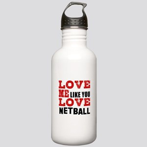Love Me Like You Love Stainless Water Bottle 1.0L
