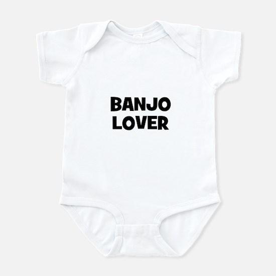 Banjo lover Infant Bodysuit