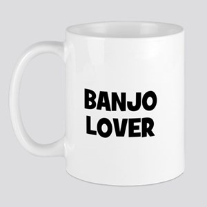 Banjo lover Mug