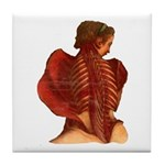 Fallen Angels Tile Coaster