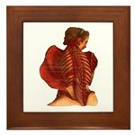 Fallen Angels Framed Tile