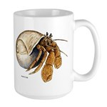 Hermit Crab Large Mug