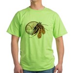 Hermit Crab Green T-Shirt
