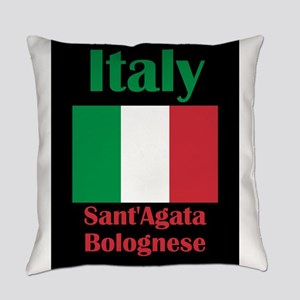 Sant'Agata Bolognese Italy Everyday Pillow