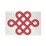 endless love knot Rectangle Magnet (10 pack)