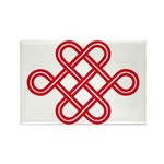 endless love knot Rectangle Magnet (100 pack)
