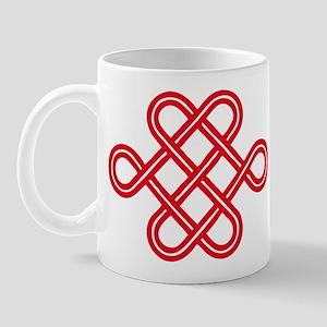 endless love knot Mug