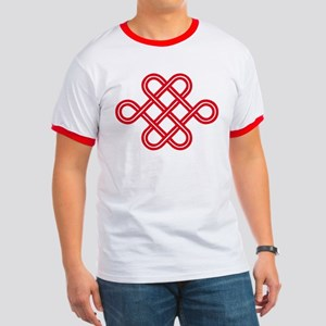 endless love knot Ringer T