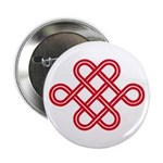 "endless love knot 2.25"" Button"