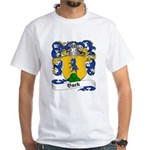 Buck Family Crest White T-Shirt