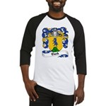 Buck Family Crest Baseball Jersey