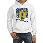 Buck Family Crest Hooded Sweatshirt