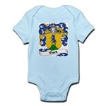 Buck Family Crest Infant Creeper