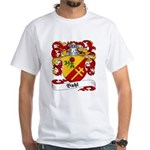 Buhl Family Crest White T-Shirt
