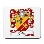Buhl Family Crest Mousepad