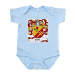 Buhl Family Crest Infant Creeper