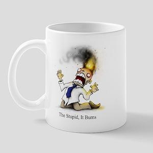 thestupiditburns Mugs