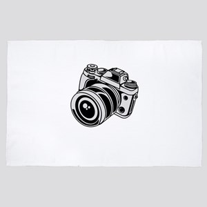 Camera 4' x 6' Rug