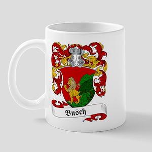 Busch Family Crest Mug