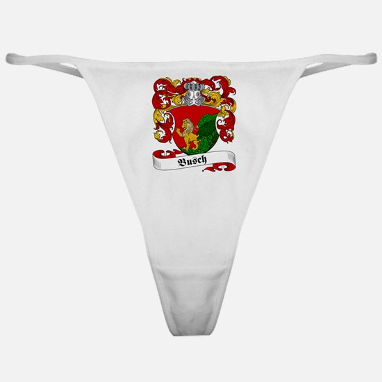 Busch Family Crest Classic Thong