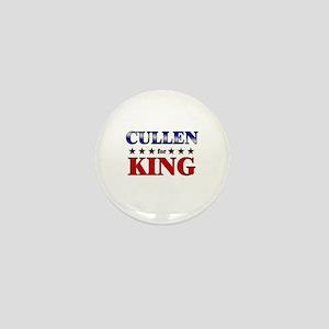 CULLEN for king Mini Button