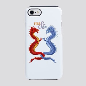 FIRE & ICE iPhone 8/7 Tough Case